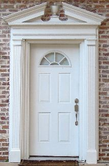 white front doorFirst Impressions Front Door Colors  Interior Decorator New Jersey