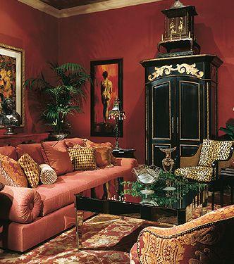 Ron nathan interiors interior designer bergen county nj for Bergen county interior designers