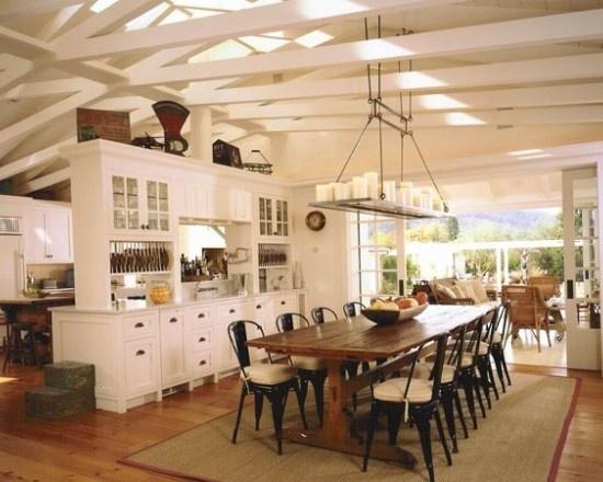 The Informal Dining Room Interior Decorator New Jersey